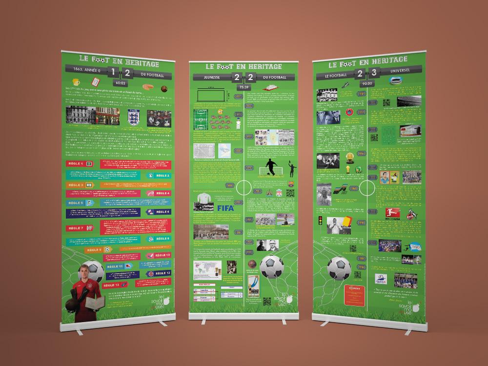 Exposition Le foot en héritage - Panoramuse - visuel 2