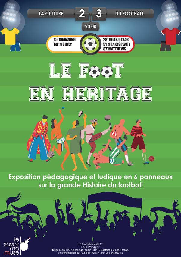 image d'accueil du projet - Panoramuse - le foot en héritage