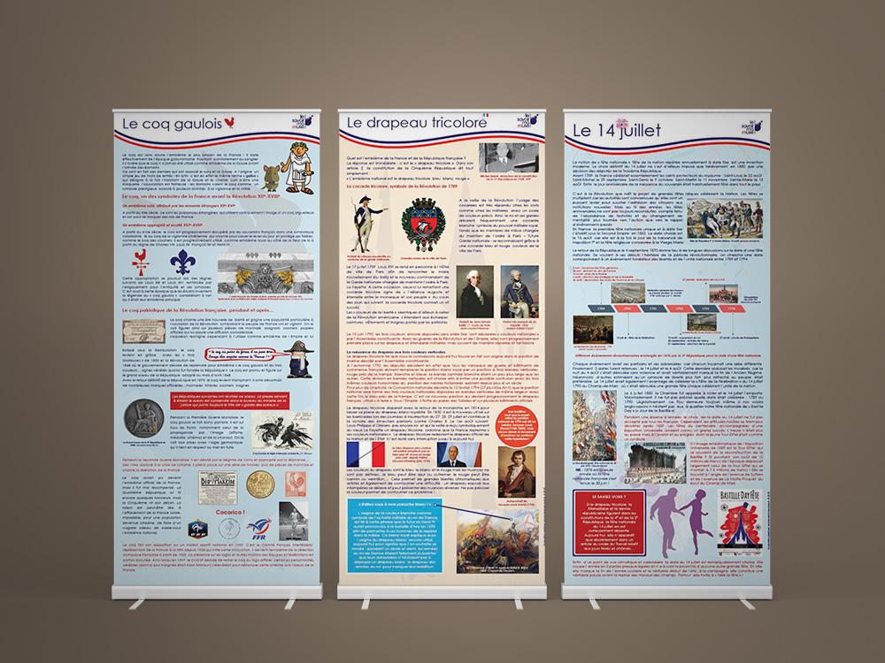 Exposition Vive la République - Panoramuse - visuel 1
