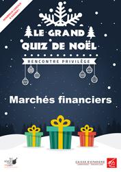 Imagette - BizzQuizz - Les marchés financiers