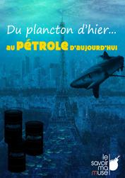 Imagette - Muses-en-Scène - Du plancton d'hier au pétrole d'aujourd'hui