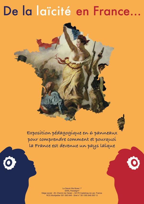 image d'accueil du projet - Panoramuse - De la laïcité en France...