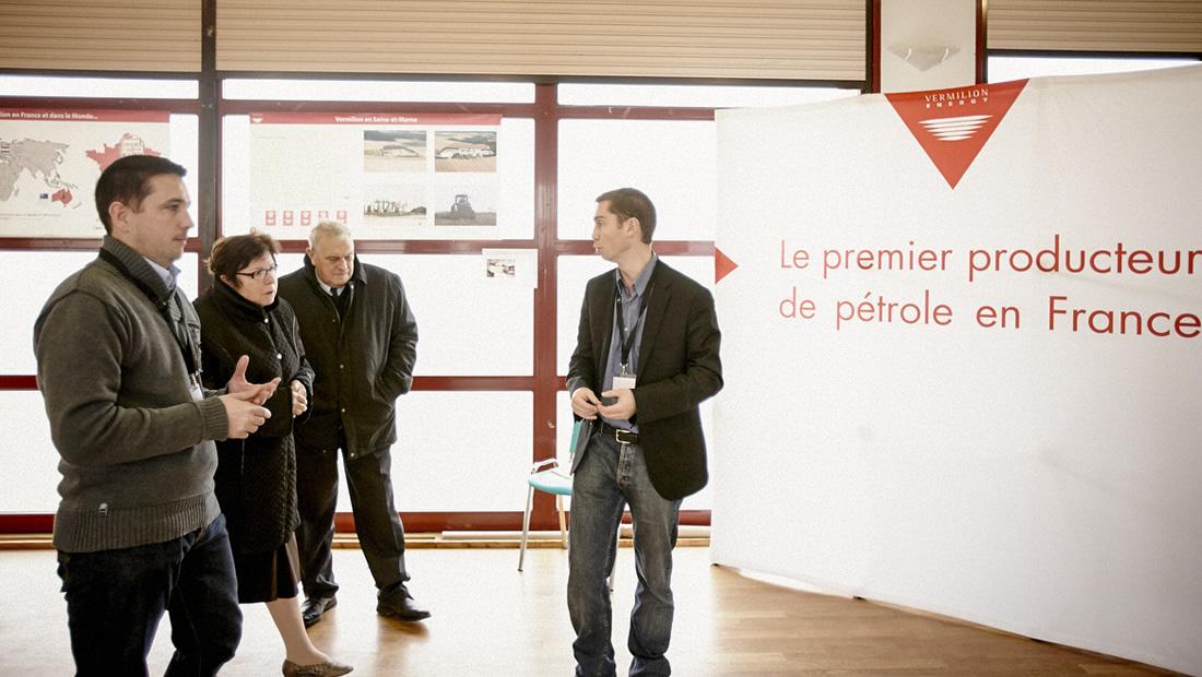 Muses-en-Scène - Conférence publique sur le pétrole