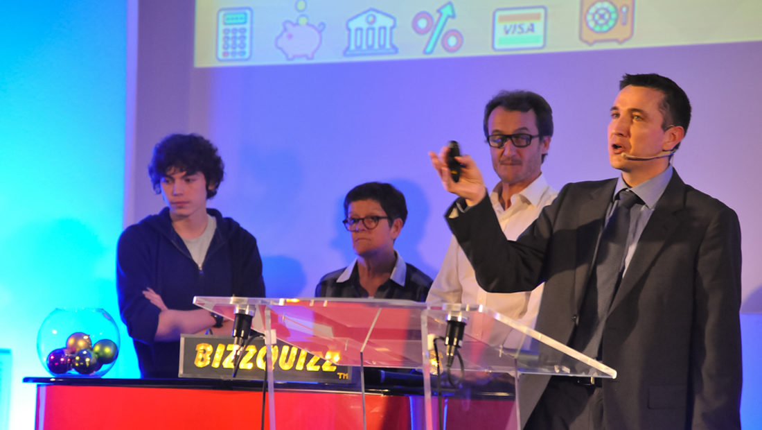 BizzQuizz - Grand Quizz Bourse et marchés financiers