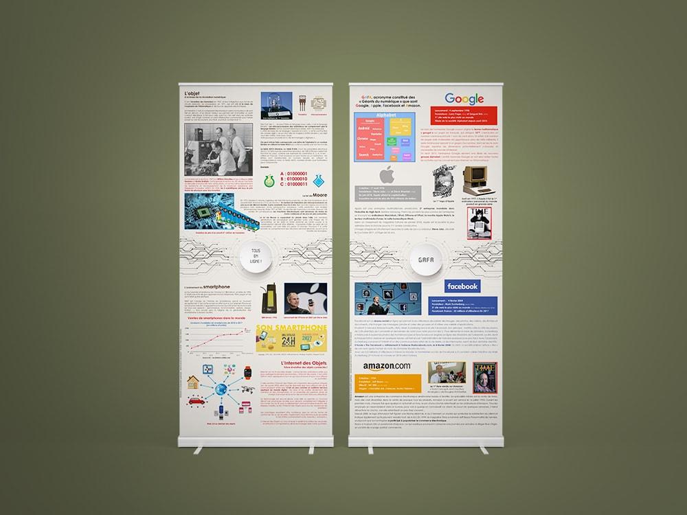 Exposition sur la Révolution numérique - Panoramuse - visuel 2
