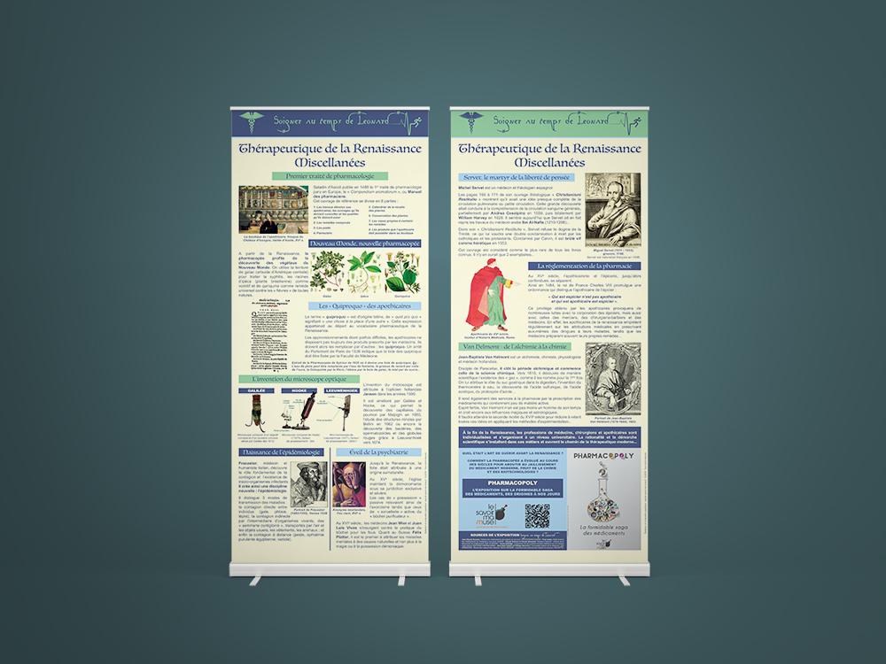 Exposition sur la médecine au temps de Léonard - Panoramuse - visuel 3